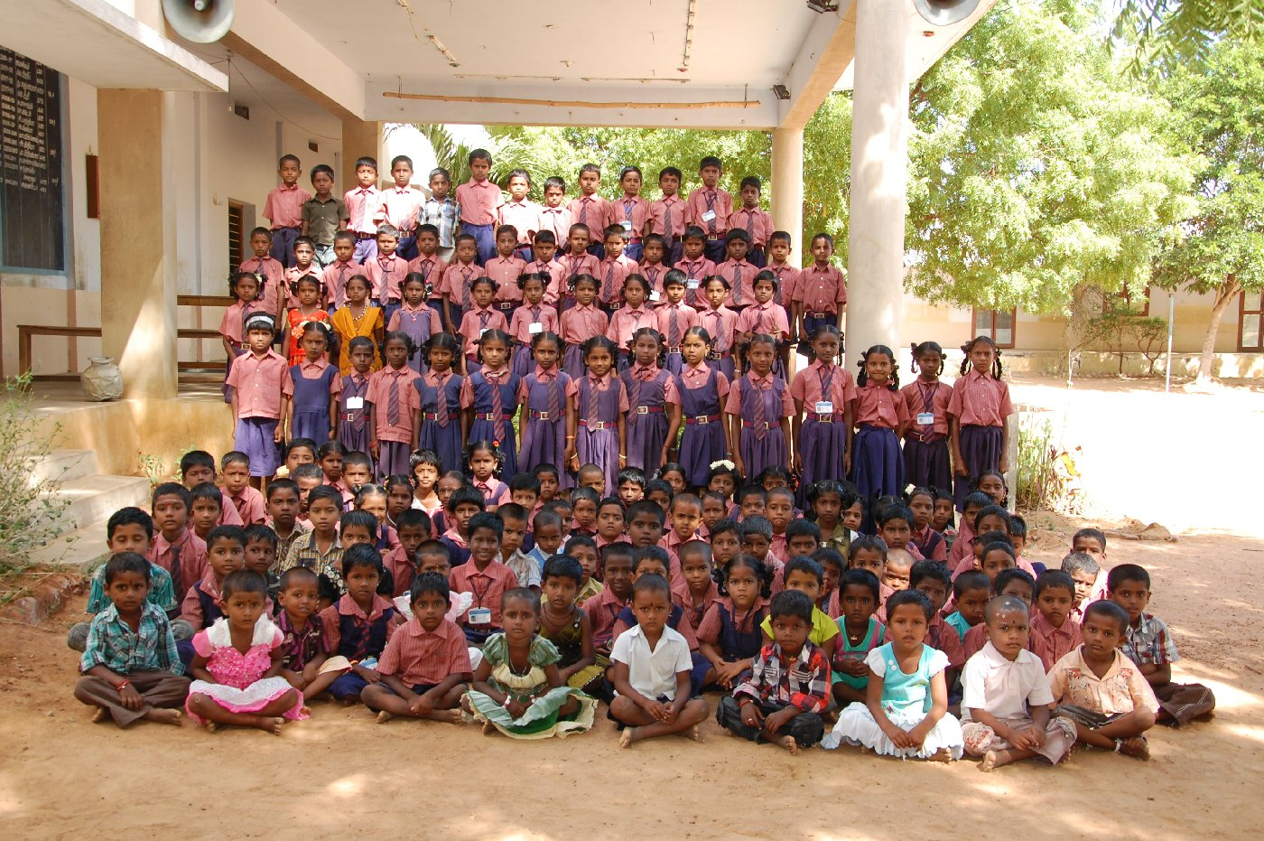 students r. c. primary school komp